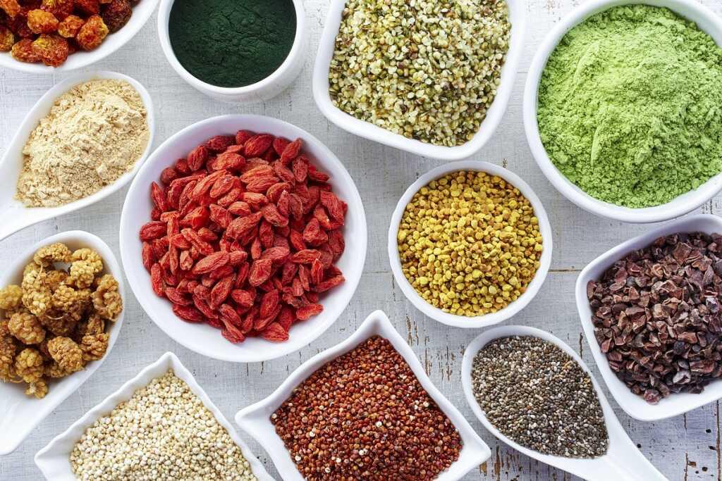 Kurite maščobe s super živili