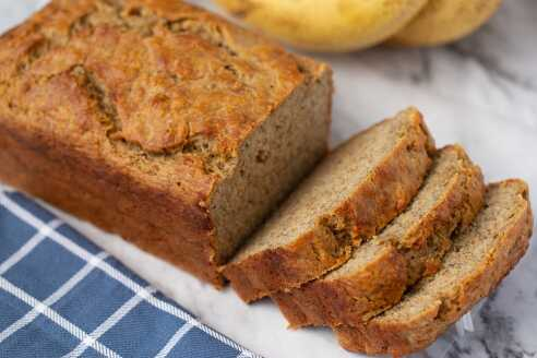 Bananin kruh - recept