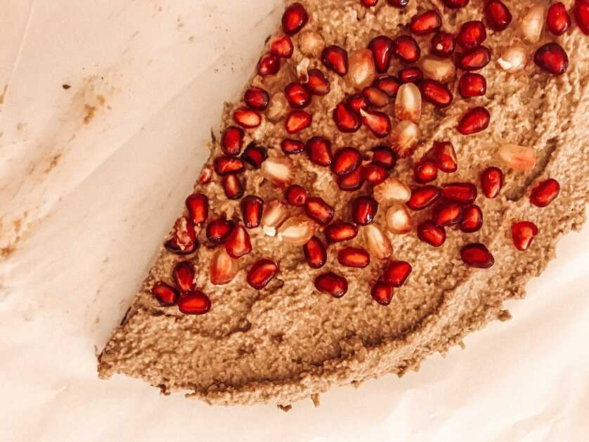 Presna jesenska torta - recept