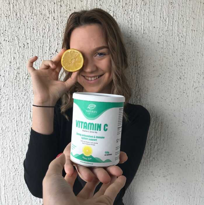 Z vitaminom C nad oksidativni stres