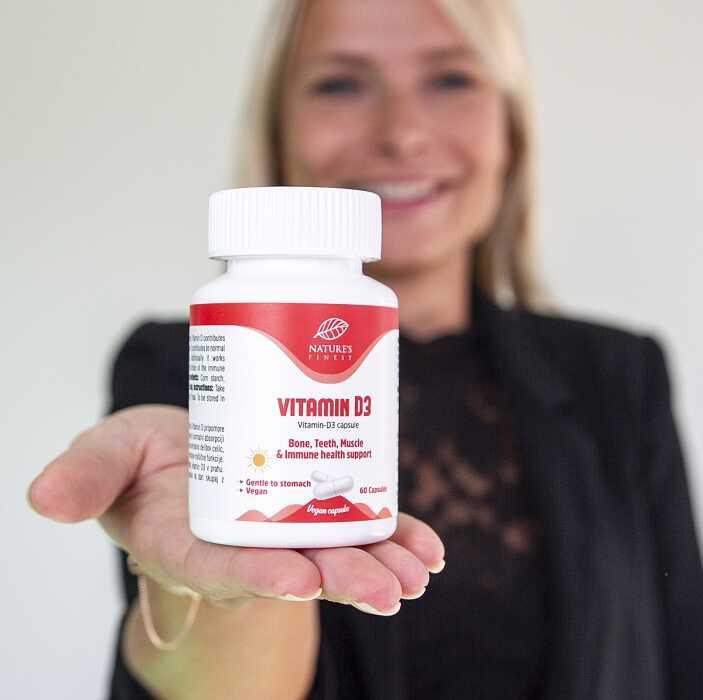 Vitamin D3 - vitamin sonca