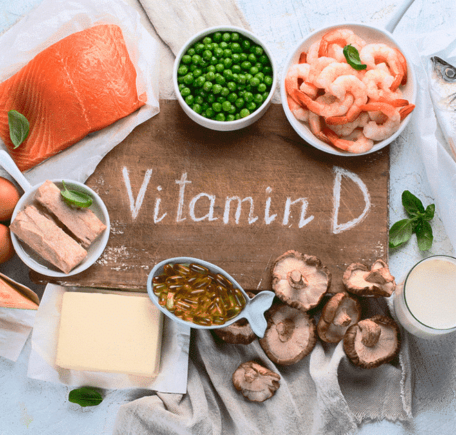 Pomanjkanje vitamina D?