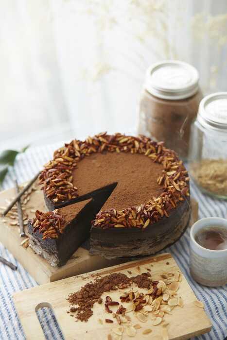 Nutellina torta – recept