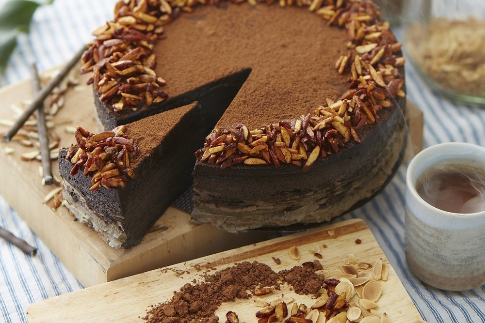 Nutellina torta – recept