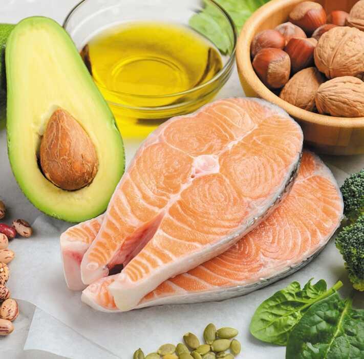 Živila, ki topijo holesterol