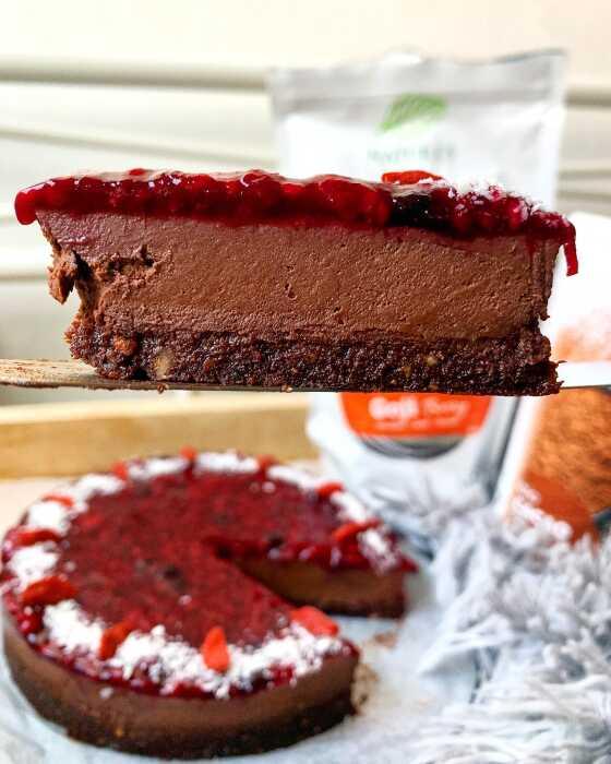 Presna čokoladna torta